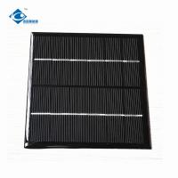 China 1.8W Polycrystalline Solar Panel 6V For Solar Cell Phone Charger ZW-116116 Silicon Solar PV Module on sale
