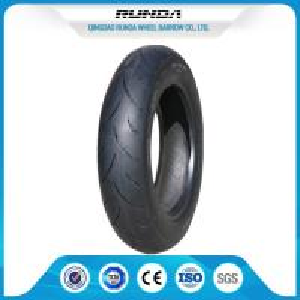 China Natural Rubber Motor Cycle Tires 3.00-10 Rib Pattern 290KPA OEM Avaliable wholesale