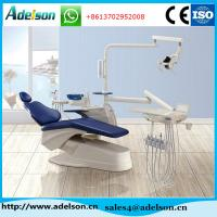 China Factory supply CE certificated basic dental chair equipment unit price wholesale
