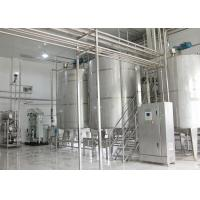 Buy cheap China Manufacturer Carbonated Soft Drink Beverage Processing Equipment With Blending System from wholesalers
