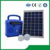 China Portable solar lighting kits, smart solar kits with solar charging wholesale