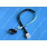 China SAS flexible a los pies delanteros 30 de estilo del AWG del cable 3,3 del desbloqueo de 4x SATA wholesale