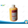 China 1000ml Hitachi CIJ MEK Ink Continuous Inkjet Wash Solution Food Grade wholesale