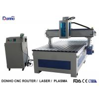 China Mist Cooling System CNC Router Engraving Machine For Metal Cutting Easy Operation wholesale