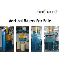 China Vertical Balers For Sale wholesale
