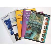 China Customized Catalogue Color Booklet Printing Brochure Design and Printed Online on sale