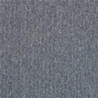 China PP WITH BITUMEN COMMERCIAL CARPET TILE  FOR OFFICE,SOUND PROOF  50CM*50CM wholesale
