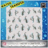 DIY water transfer Printing Water Nail Stickers, creative finger nail art Decals