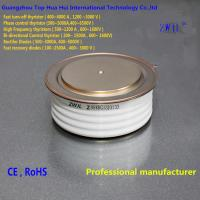 China KP 400A 400~1000V Thyristor KP400 Disc type Phase controlled Thyristor KP400 wholesale