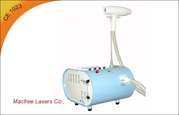 Small Q Switched ND Yag Laser Treatment , Home Laser Tattoo Removal Machine