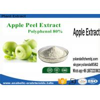 China Whitening Skin High Natural Polyphenols 50%, 70%, 75%, 80% Apple Extract on sale