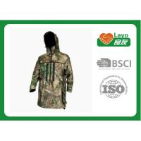 China Customized Outdoor Waterproof Rain Jacket For Women / Men Military wholesale