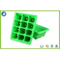 China Nursery Plant Trays Blister Packaging Tray Green With PS / PLA , QS IS9001 wholesale