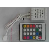 China 12V RGB LED Lighting Controller for LED Module / Full Color LED Lamps wholesale