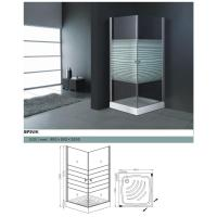 China FIR Framed Glass Common Shower Room with Sauna Exolosion - Proof Lamp     wholesale