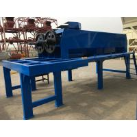 Buy cheap Customized Double Shaft Mixer for mixing concrete before paving Henan Ling Heng from wholesalers