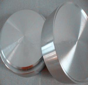 China 99.9% nickel round target Ni sheet target N201 N200 high purity N4 N6 pure nickel disc nickel target wholesale