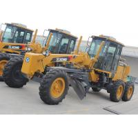 Buy cheap Compact GR135 130HP 11000kg Tractor Road Grader , Small Motor Grader from wholesalers