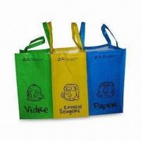China Nonwoven Garbage Bag, Various Styles and Sizes are Available, Home Furnishing Product wholesale
