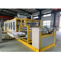 China Disposable Lunch Box Making Machine , Twin Screw PS Foam Sheet Extruder wholesale