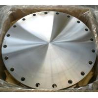 China Petrochemical & Gas Industry Flange Pure Titanium / Titanium Alloy Type Available wholesale