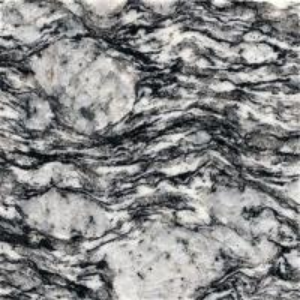 China Surfwhite granite tiles,water wave granite slab,spray white granite tile wholesale