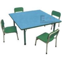 China Children′s Table & Chairs for Primary School, Day Care Kids Fruniture Stes (GT-54A) wholesale