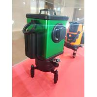 China 12 line laser level 360 Self-leveling Cross Line 3D Laser Level Red Beam with 2000 mAh lithium battery wholesale