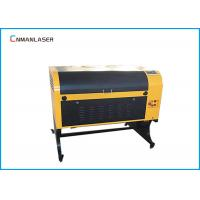 Buy cheap 80W 6090 Leather CO2 Laser Engraving Cutting Machine With LCD Control Water Cooling from wholesalers