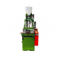 China DC AC Power Plug Making 7.5kw Vertical Injection Molding Machine on sale