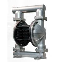 China Dual Industrial Diaphragm Pump  , 1.5 Inch Air Operated Submersible Pump wholesale