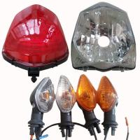 Titan 150 Motorcycle Led Running Lights , Motorcycle Led Turn Signals For Brazil for sale