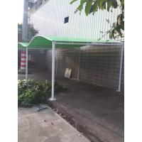 China Sun Shade Waterproof Canopy Steel Frame 3x6m Car Parking Tents Car Shelter wholesale