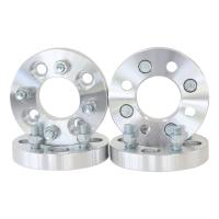 China 2.0 (1.0 per side) 4x100 to 4x114.3 Wheel Spacers Adapters12x1.5 studs fits Honda.Hyundai,Chevy on sale