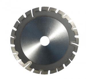 China Diamond Concrete Cutting Blade For Circular Saw , Diamond Wet Saw Blades wholesale