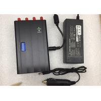 China Small Portable Cell Phone Wifi Blocker 8 - 10 Antennas Lithium Battery on sale