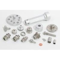 China AL7075 Aluminum Precision Turned Parts Custom CNC Machining Small Size wholesale