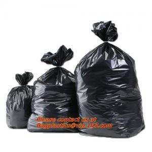 Plastic Refuse Sack For Restaurant, street, outdoor, park, garden, company, factory