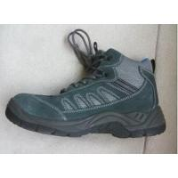 China Safety Shoes with Steel Toe and Steel Plate PU Outsole (RH118) wholesale