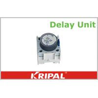 Buy cheap Auxiliary Contactor Delay On Make Timer / On Delay Timer And Off Delay Timer from wholesalers