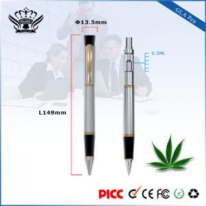 China Business Cbd Pen , Electronic Cigarette Oil Vaporizer Pen 4.2 Voltage wholesale