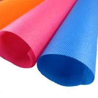 China China 70gsm bag making material 100%PP spunbond nonwoven fabric factory wholesale