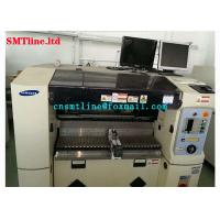 China High Accuracy SMT Pick And Place Machine For Samsung Sm411 / Sm421 wholesale