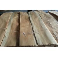 China Chipboard Sliced Cut Natural Birch Two Color Wood Veneer Engineered wholesale