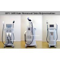 China Multifunction IPL SHR Hair Removal Machine for Ladies With OPT Mode CE Approval wholesale