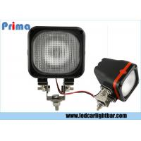 China 55W 12V Xenon HID Driving Lights Flood Beam 6000K Cold White IP67 Waterproof wholesale
