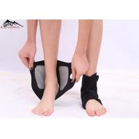 China Elastic Nylon Fabric Cloth and Magnetic Stone Tourmaline Magnetic Therapy Ankle Support wholesale