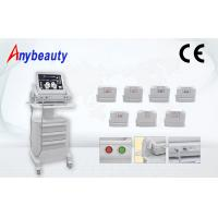 China Anti - Wrinkle Skin Tightening Hifu Wrinkle Removal Machine Medical CE Approval on sale