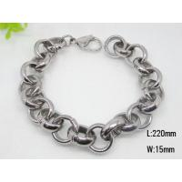 China Silver Rings Chain Bracelets for Men 1420120 wholesale