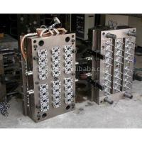 China Pet tube  mould with Husky hot runner  for vacuum blood collection tube wholesale